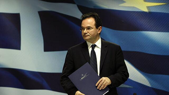Grecia starneste panica in Europa! A ajuns la acelasi nivel cu Romania!
