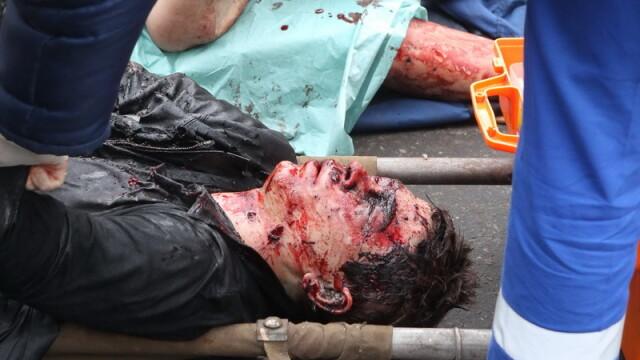 Marturii din infern! Locuitorii Moscovei, in stare de soc dupa atentate!
