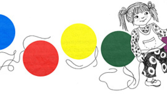 Google si-a pus martisor de 1 martie. Cine deseneaza logo-urile haioase - Imaginea 2