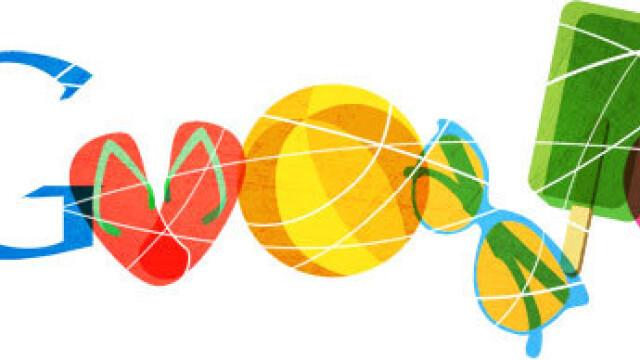 Google si-a pus martisor de 1 martie. Cine deseneaza logo-urile haioase - Imaginea 5