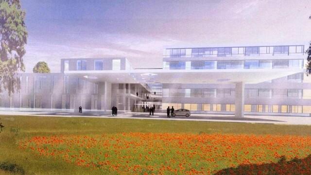 Cum arata spitalele viitorului din Romania? Proiectul AKH-ului bucurestean - Imaginea 3