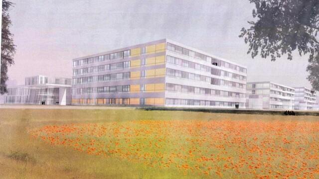 Cum arata spitalele viitorului din Romania? Proiectul AKH-ului bucurestean - Imaginea 4