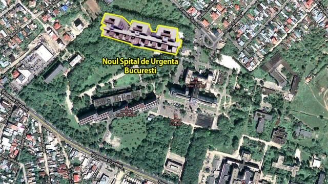 Cum arata spitalele viitorului din Romania? Proiectul AKH-ului bucurestean - Imaginea 12