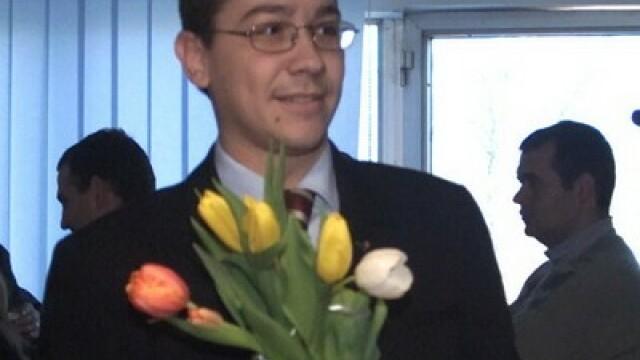 Ponta il ameninta cu plangerea penala pe Ungureanu.\