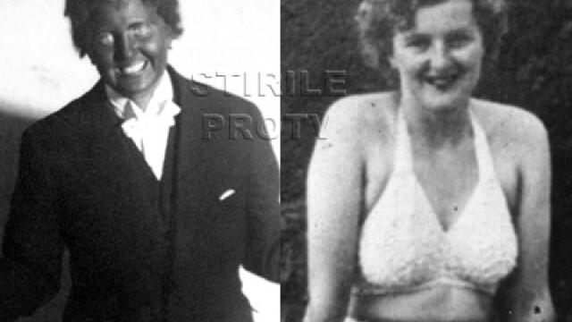 Eva Braun, travesti. Sotia lui Hitler asa cum n-ai mai vazut-o vreodata - Imaginea 1