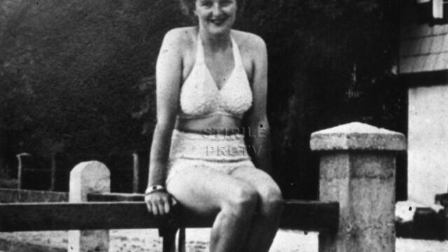 Eva Braun, travesti. Sotia lui Hitler asa cum n-ai mai vazut-o vreodata - Imaginea 3