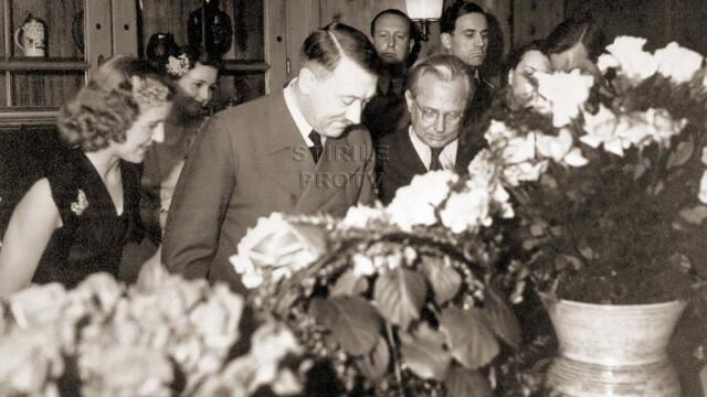 Eva Braun, travesti. Sotia lui Hitler asa cum n-ai mai vazut-o vreodata - Imaginea 4