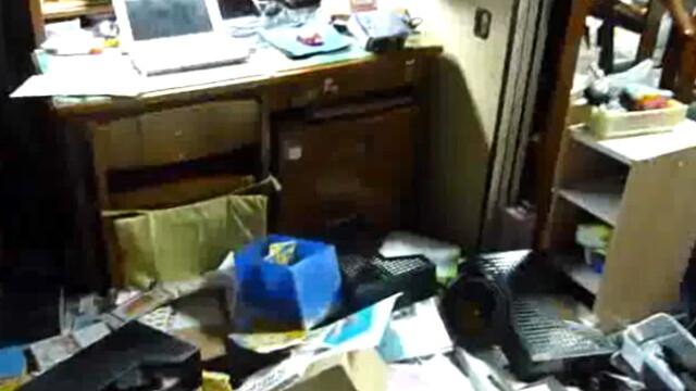 casa devastata de cutremur
