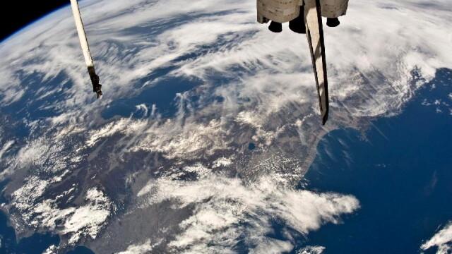 Imaginea Japoniei dupa tsunami, vazuta din spatiu - 4
