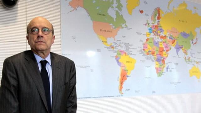 Ministrul Juppe: Cateva tari arabe, gata sa intervina militar in Libia