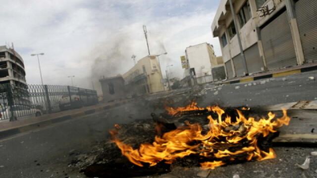 VIDEO socant din Bahrain.Un barbat e impuscat in fata cu gloante de cauciuc - Imaginea 2