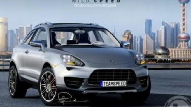Noutate absoluta la Porsche. SUV-ul Cajun intra in productie