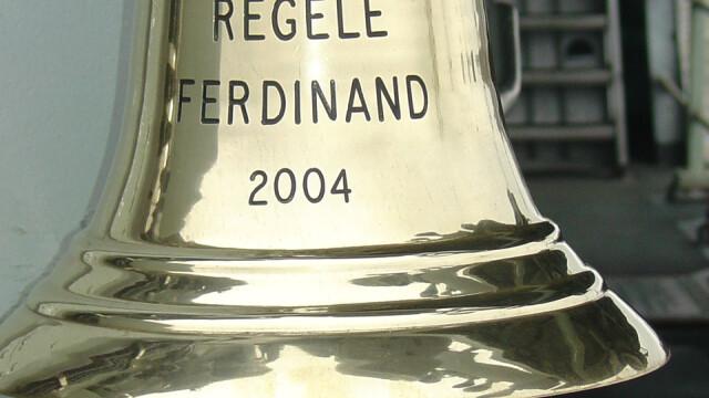 'Regele Ferdinand' pleaca la razboi. Nava amiral are un singur tun - Imaginea 19