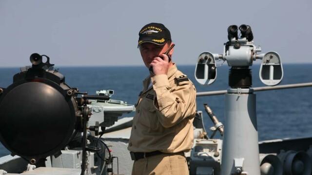 'Regele Ferdinand' pleaca la razboi. Nava amiral are un singur tun - Imaginea 16