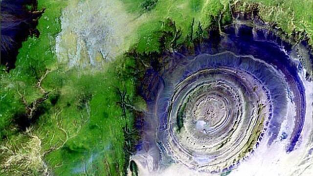 Pamantul, ca o mare de sange. Vezi cum arata radiatiile pe Terra. FOTO - Imaginea 4