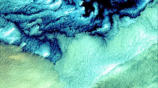 Pamantul, ca o mare de sange. Vezi cum arata radiatiile pe Terra. FOTO - Imaginea 3
