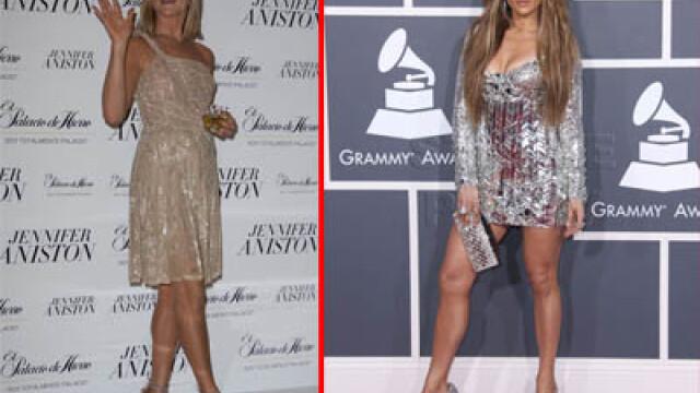 Jennifer Lopez, Jennifer Aniston