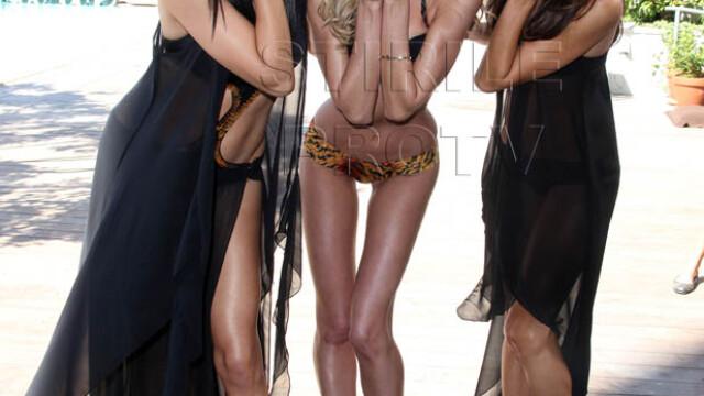 Cu picioarele subtiri ca pixul. Model Victoria's Secret socheaza publicul - Imaginea 4