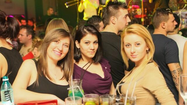 Mandinga a facut show la Timisoara. Vezi GALERIE FOTO de la un party electrizant - Imaginea 7