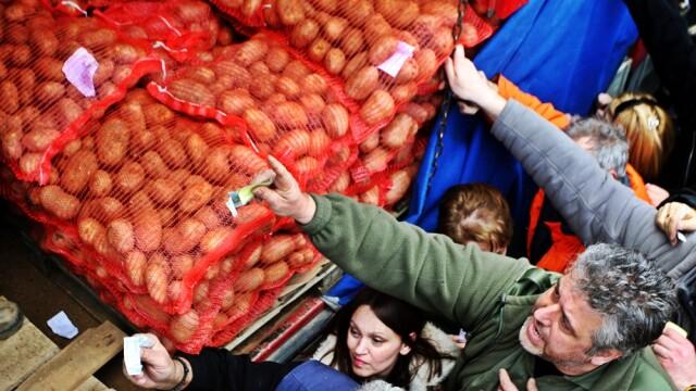 Greci la cartofi