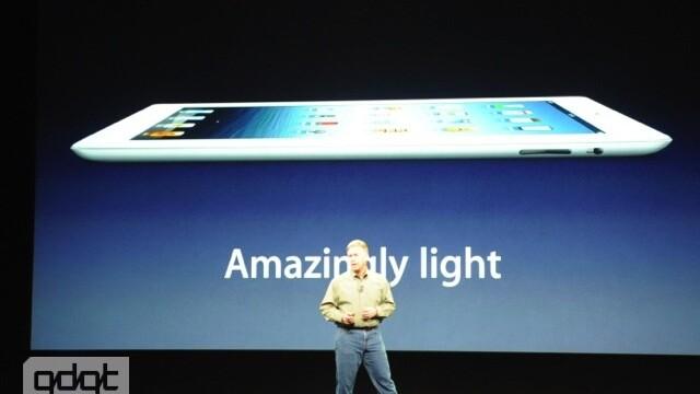 VIDEO. Nu e iPad 3, nici iPad HD, e doar