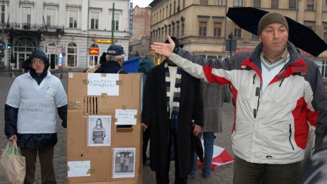 protest Arad