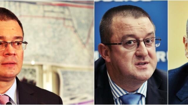 Ungureanu: Sefii ANAF si CNAS nu vor fi schimbati la presiuni mediatice