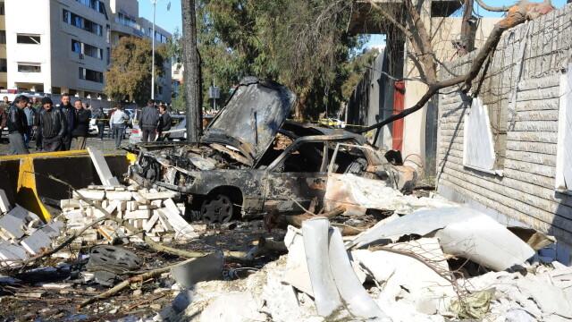 Explozie in Siria