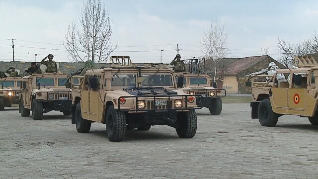 Prima zi din martie nu aduce doar primavara, la Mures se sarbatoresc azi 10 ani de forte speciale