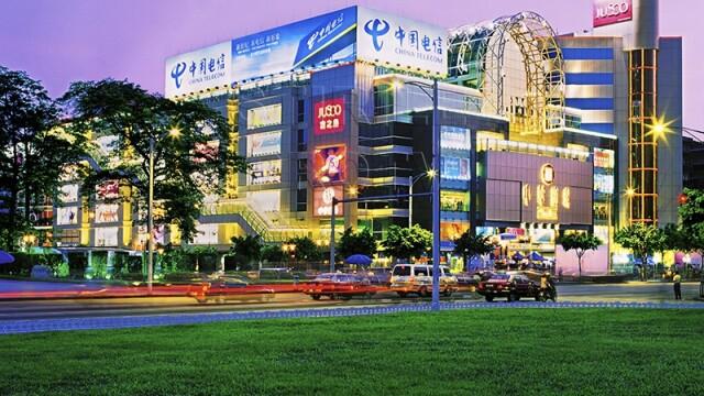 Cel mai mare mall de pe planeta este in China si are o singura problema: este pustiu. Galerie FOTO - Imaginea 1