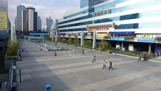 Cel mai mare mall de pe planeta este in China si are o singura problema: este pustiu. Galerie FOTO - Imaginea 4
