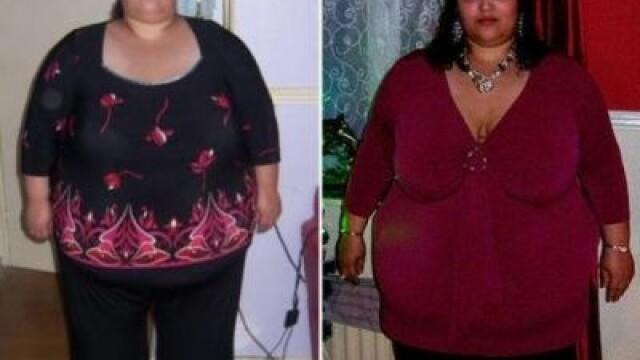 A slabit 130 de kg in 20 de luni. Cum arata acum: si-a gasit iubirea vietii imediat. FOTO