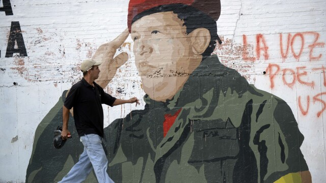 Hugo Chavez a murit. Sapte zile de doliu in Venezuela - Imaginea 7