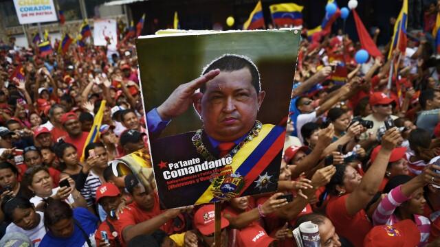 Hugo Chavez a murit. Sapte zile de doliu in Venezuela - Imaginea 8