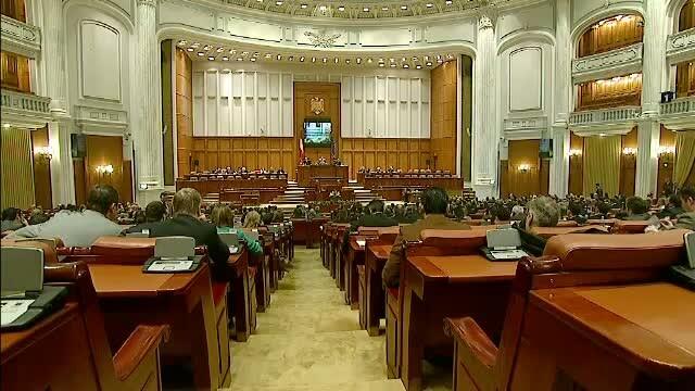 Statutul parlamentarilor, adoptat de plenul reunit al Camerelor. Ce modificare a fost facuta