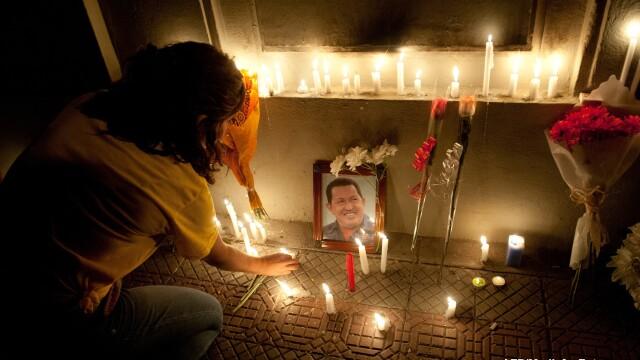 Hugo Chavez a murit. Sapte zile de doliu in Venezuela - Imaginea 10