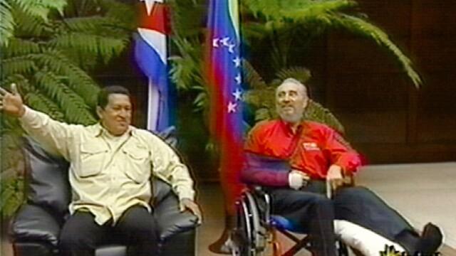 Povestea lui Hugo Chavez in 10 imagini: crescut in saracie alaturi de 6 frati, a ajuns erou national - Imaginea 1