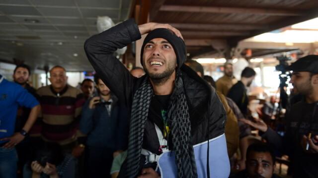Egipt, suporteri condamnati la moarte, reactii