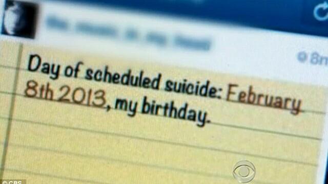 A anuntat pe internet ca se sinucide de ziua lui. Ce a urmat i-a schimbat parerea despre oameni - Imaginea 4