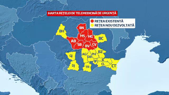 Succes urias pentru sistemul de telemedicina din Romania, care salveaza sute de vieti de la distanta