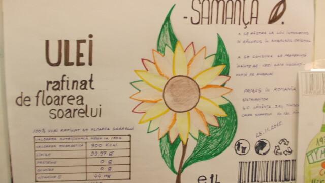 Mici, dar voinici. 50 de elevi din Timis au devenit graficieni pentru o zi. GALERIE FOTO
