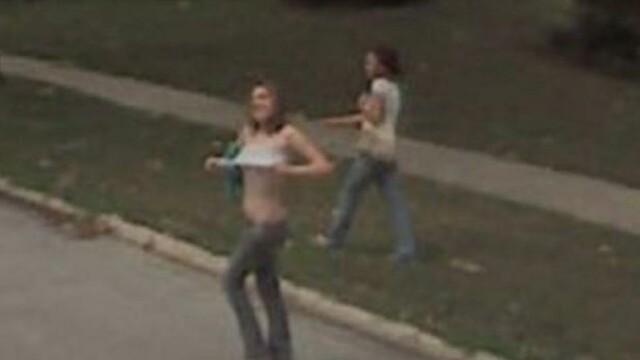 poze indecente, Google Street View