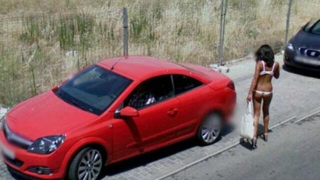poze indecente, Google Street View 4
