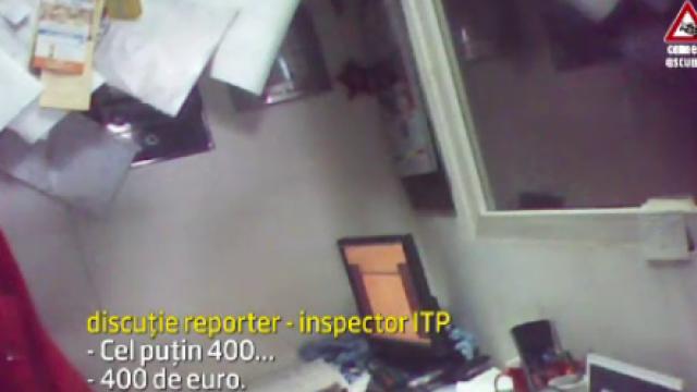 camera ascunsa - ITP