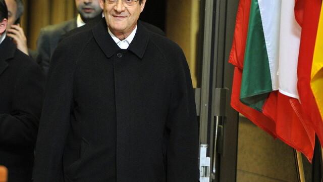 Nicos Anastasiades, presedintele Ciprului