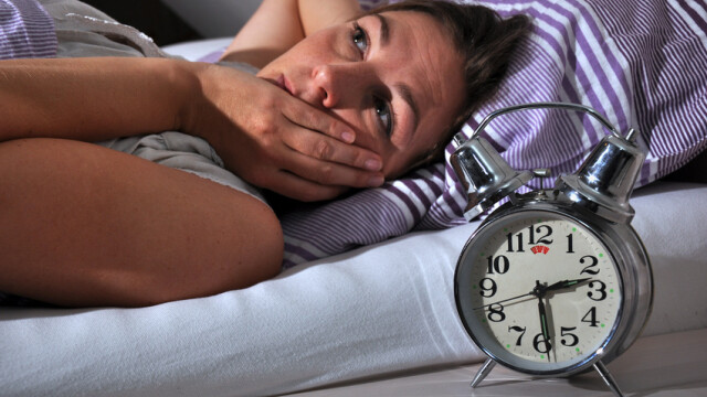 Care sunt principalele cauze ale insomniei si cum pot fi tratate aceastea in functie de varsta