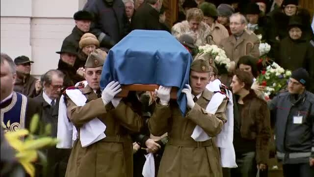 Inmormantare Nicolae Herlea