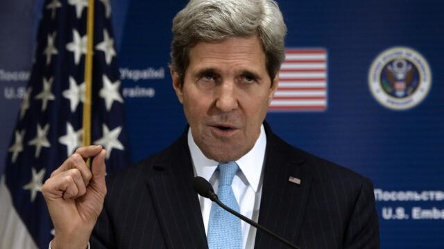 John Kerry a ajuns in Egipt pentru o vizita surpriza, la doar doua saptamani dupa ce el-Sisi a depus juramantul de presedinte