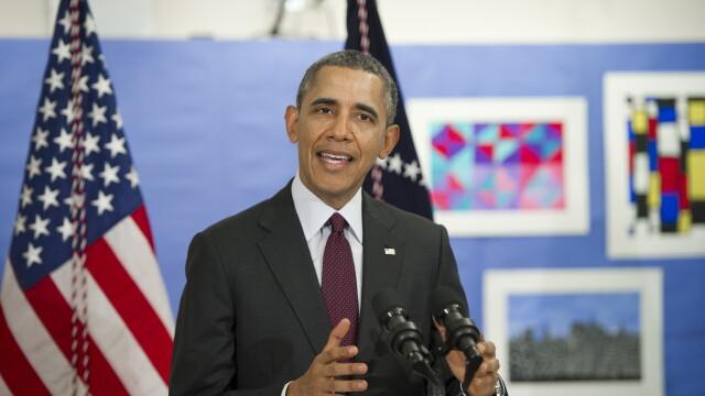Ce face Barack Obama cand sotia sa nu e acasa. E pentru prima data cand presedintele SUA recunoaste asta