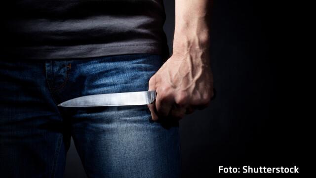Momente de groaza in Suceava. A amenintat-o cu un cutit si a fugit cu incasarile in valoare de 123 de lei